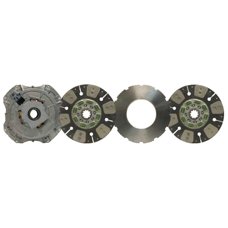 "14"" x 2"" Standard Angled Heavy Duty Clutch Kit MAK2104-10705052"