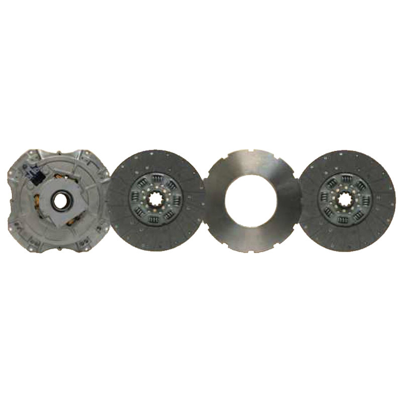 "14"" x 2"" Standard Angled Heavy Duty Clutch Kit DAN107034-82"