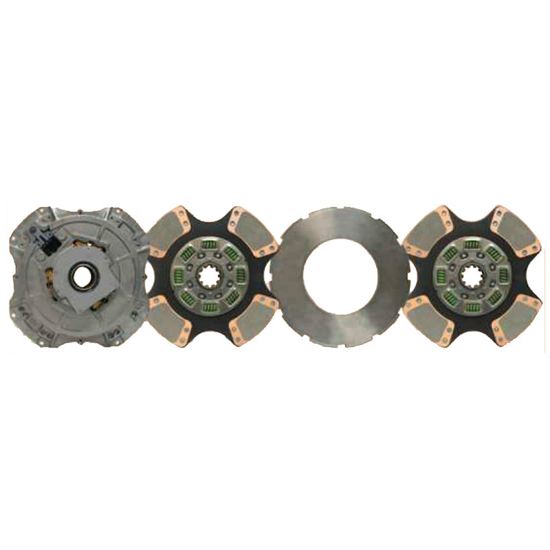 "14"" x 2"" Standard Angled Heavy Duty Clutch Kit DAN107050-59"