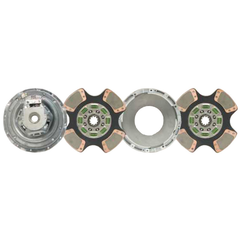 "14"" x 1.75"" Medium Duty Clutch Kit DAN107237-24"