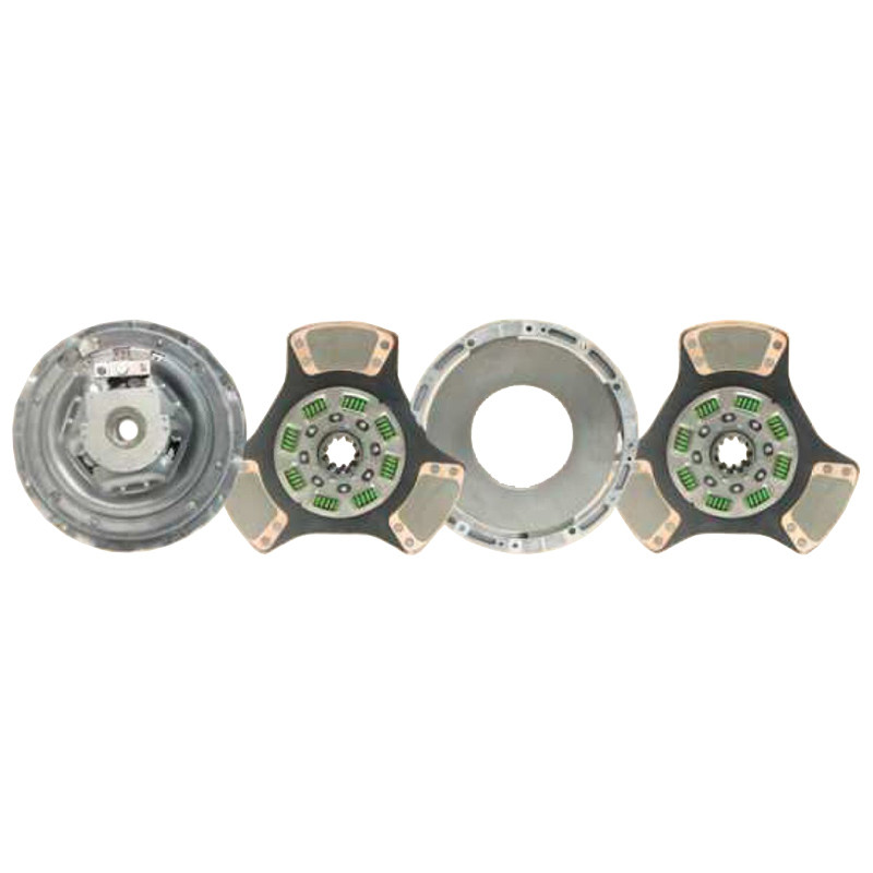 "14"" x 2"" Medium Duty Clutch Kit DAN107342-12"
