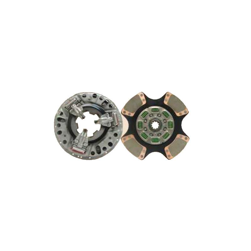 """350mm x 1.5"""" Medium Duty Clutch Kit DAN107350-4"""