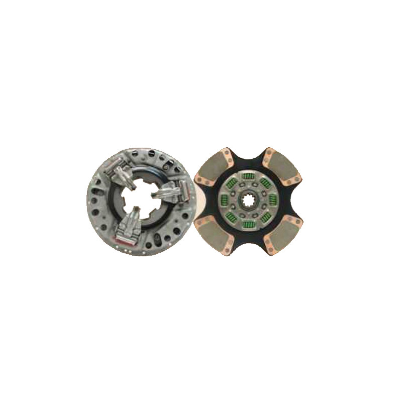 "350mm x 1.5"" Medium Duty Clutch Kit DAN107350-4"