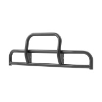 Peterbilt 378 379 Tuff Guard II Grill Guard (Black Steel)