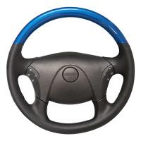 """Freightliner Cascadia 18"""" Blue Steering Wheel"""