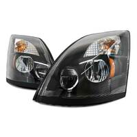 Volvo VNL Full LED Headlight With Halogen Turn Signal