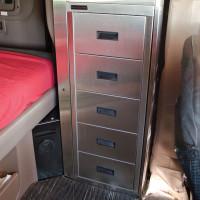 Five Drawer Storage Solution By Iowa Customs