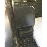 Kenworth W900 Refrigerator & Storage Solution By Iowa Customs