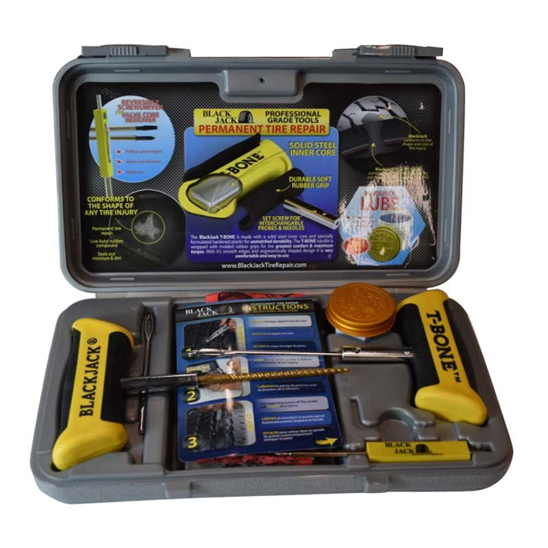 BlackJack Tire Repair Kit