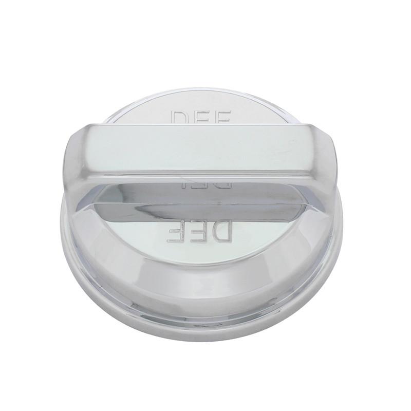 Chrome Peterbilt DEF Cap Cover