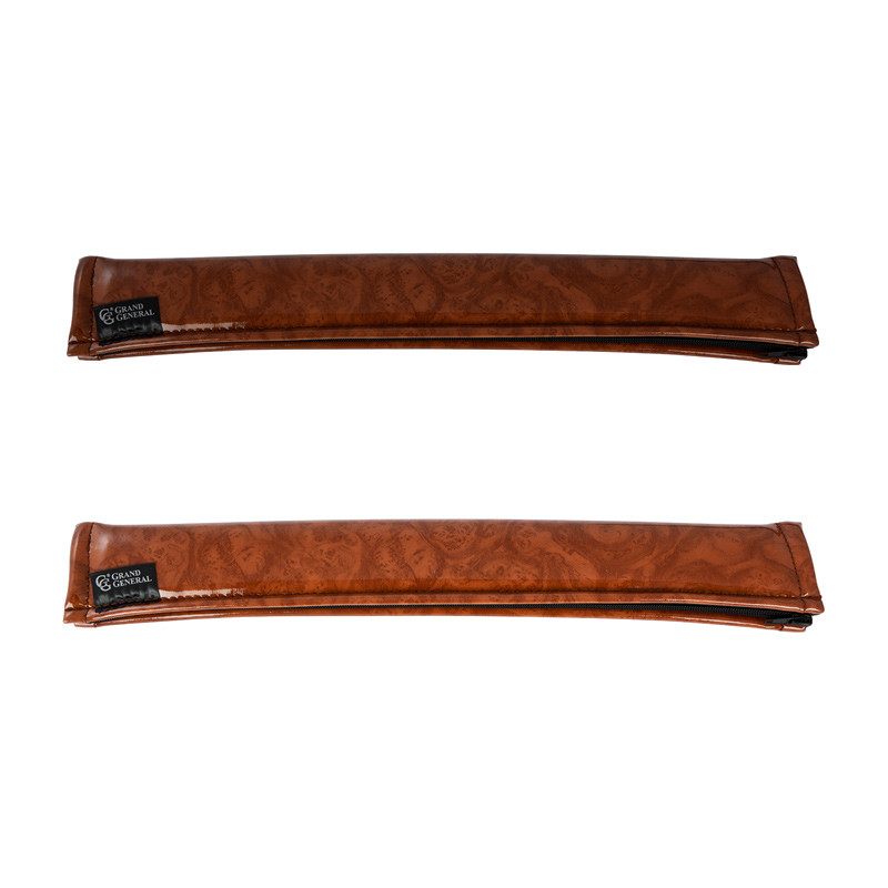 """17"""" Wood Style Universal Shift Stick Covers By Grand General"""