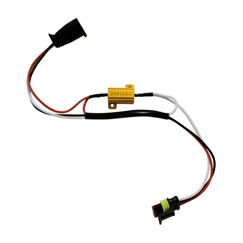 LED Load Resistor Flasher Equalizer
