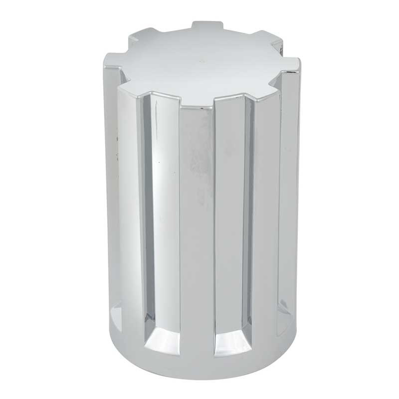 Chrome Plastic 33mm Gear Lug Nut Cover By Grand General