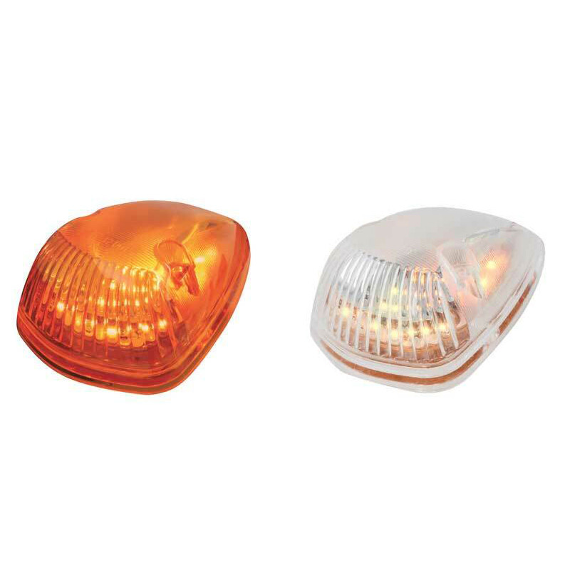 Triangle Clearance and Marker LED Cab Light By Grand General - All Colors