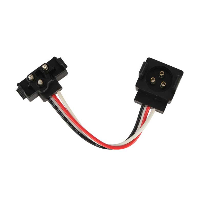 3 Pin Light Adapter Plug By Grand General