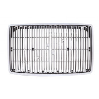 Volvo VN VNL Grill Replacement 1996-2003 - Chrome