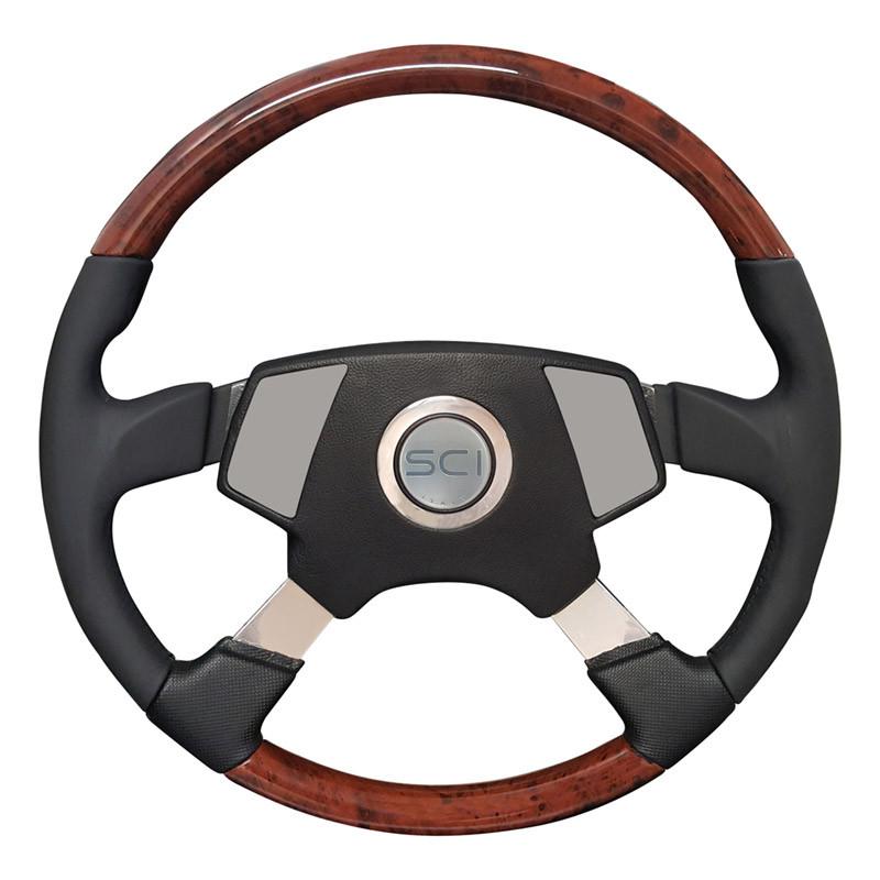 """Kenworth 18"""" Startruck Smart Steering Wheel Set With Gen 2 Pad"""