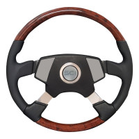 "Kenworth 18"" Startruck Smart Steering Wheel Set With Gen 2 Pad"