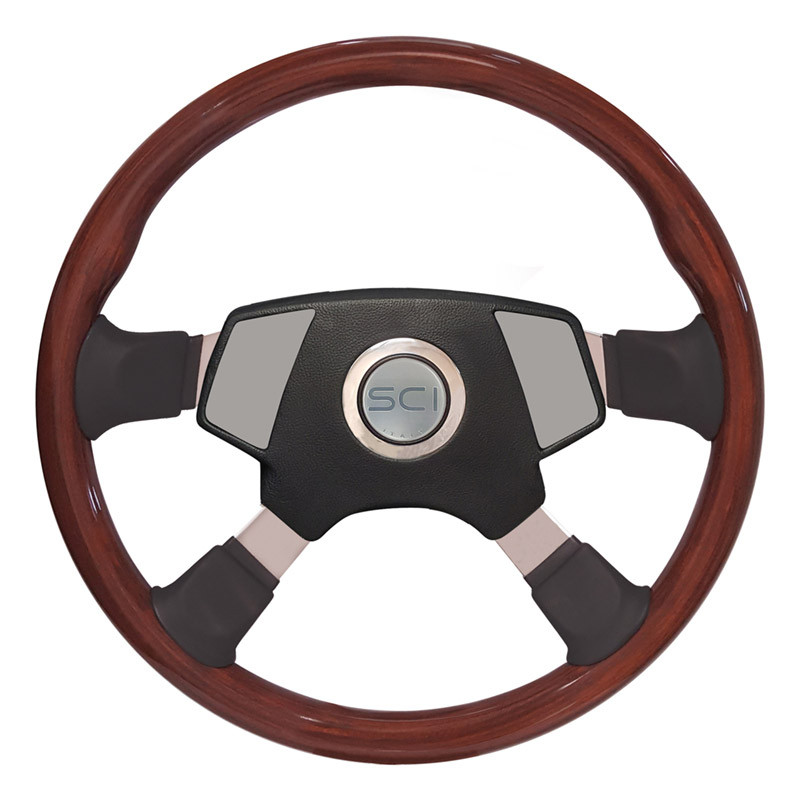 "Kenworth 18"" Tour 4 Smart Steering Wheel Set - Smart Gen 2 Pad"