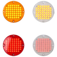 "7"" Smart Dynamic LED Sequential PTC And STT Bus Light By Grand General"