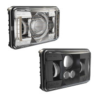 "JW Speaker 6"" x 4"" LED Evolution 2 Headlight Model 8800"