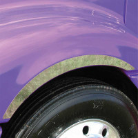 Freightliner Century Columbia Side Cowl Panel Trims By