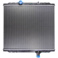 "Kenworth T2000 Peterbilt 386 587 OSC Radiator 34"" Core Height"
