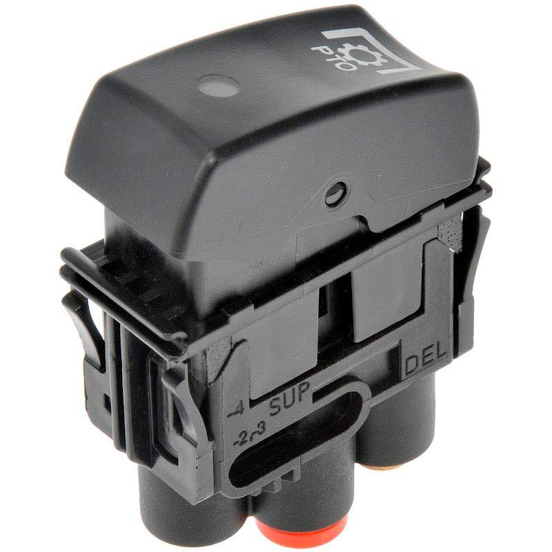 Kenworth W900 Heavy Duty Power Take Off Switch G90-1066-09