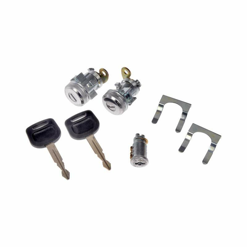 Freightliner Cascadia M2 106 112 Ignition And Door Lock Cylinder Kit A22-63159-000 A2263159041