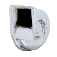 Chrome Dual Tone Motorcycle Horn
