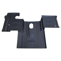 "International 9100i 2000-2003 Manual Transmission Minimizer Floor Mat 6"" - 7"""
