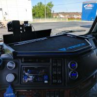 Volvo VNL V-Truck Custom Dashboard System 1993-2007