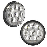 "JW Speaker 4"" LED Heated Reverse Light Model 234"