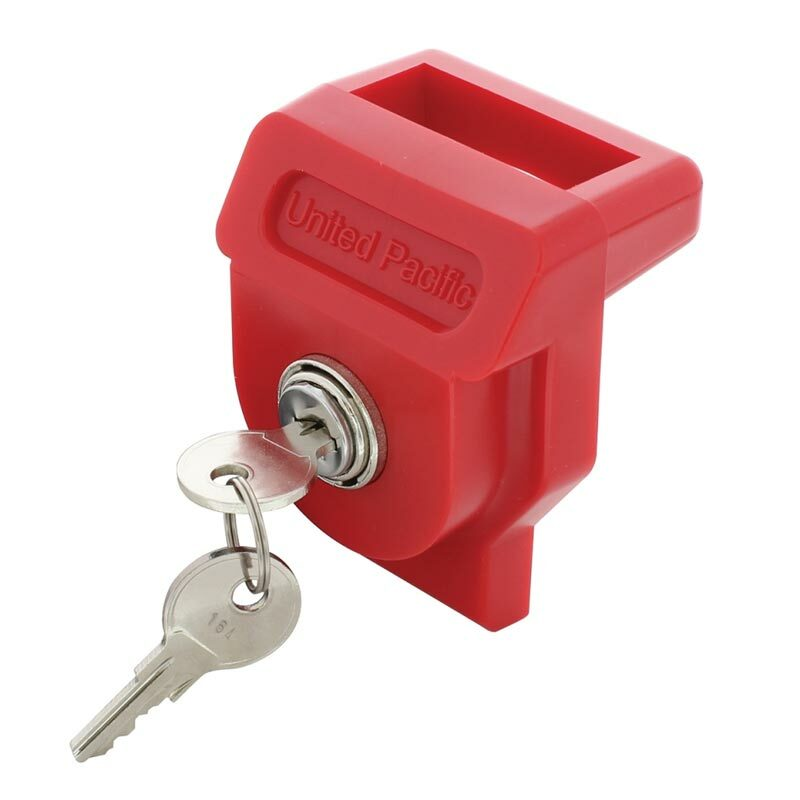 Heavy Duty Plastic Glad Hand Lock Keyed Alike