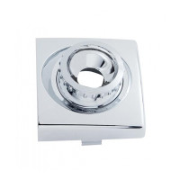 Plastic Chrome Swivel Dome Map Light Replacement Base