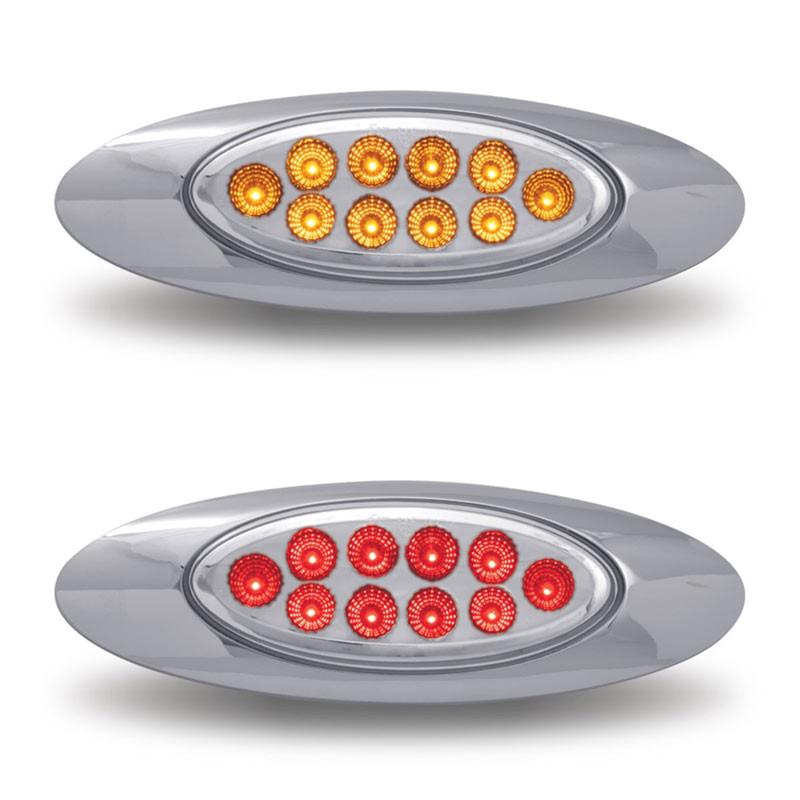 Millennium M1 Style LED Marker Light - LED Colors