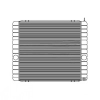 2005-2007 International 3000 4000 Series Radiator