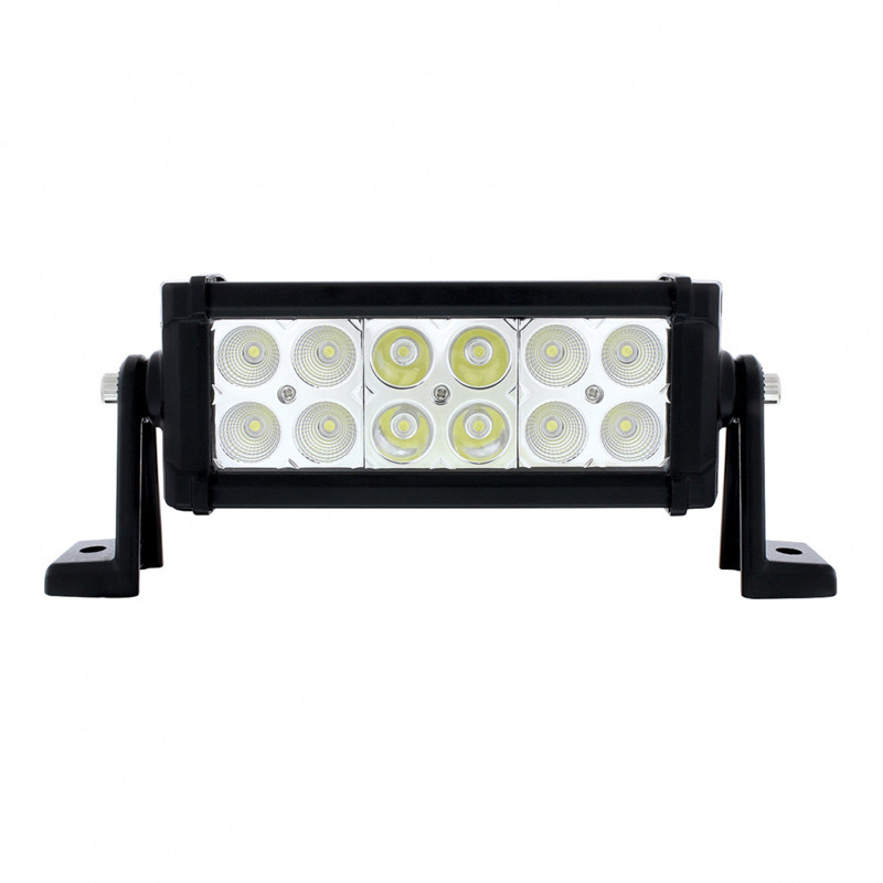 "12 High Power LED 7"" Competition Series Combo Light Bar"