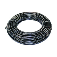 "Air Line Nylon Tubing 1/4"" 100 Ft Black"