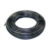 "Air Line Nylon Tubing 1/4"" 100 Ft Black"