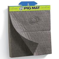 PIG Universal Absorbent Mat 15 Sheet Tablet