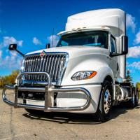 International Prostar & LT Herd Grill Guard 200 Series - On Truck