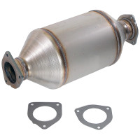 Diesel Particulate Filter For International Trucks Angle