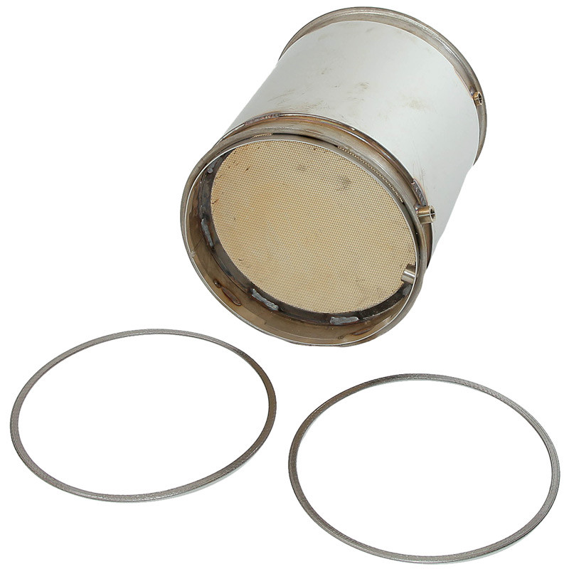 Diesel Particulate Filter For Cummins ISX 15 Engines Top View