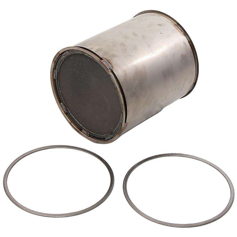 Diesel Particulate Filter Detroit Series 50 Engine 23535827