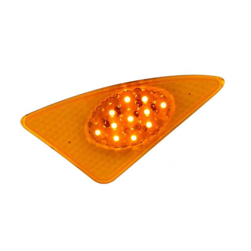 Kenworth T170/T270/T370/T660 Fender Signal Light P54-1085 P54-1085R Driver Side