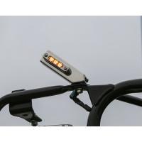 Peterbilt Freightliner Angled Side Signal LED Bracket