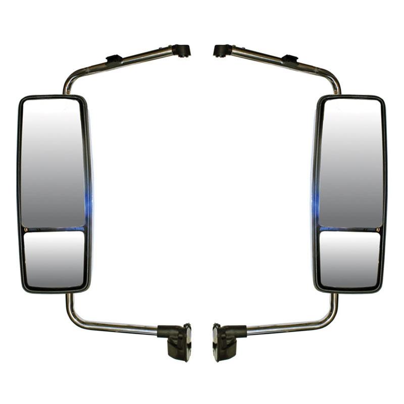 International ProStar Heated Mirror Assembly - Complete Set