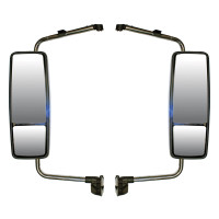 International ProStar Heated Mirror Assembly - Complete Set