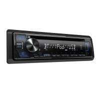 ProAudio AM FM CD Player With Bluetooth And Front Panel USB Port